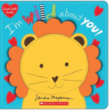 Omslag - I'm Wild about You! (Heart-Felt Books)