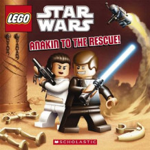 Lego Star Wars - Anakin to the Rescue! av Ace Landers (Heftet)