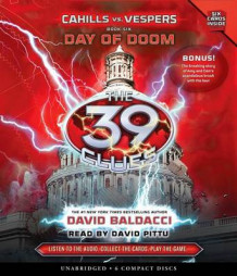 Day of Doom av David Baldacci (Lydbok-CD)