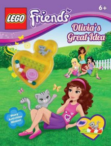 Lego Friends: Olivia's Great Idea (Blandet mediaprodukt)