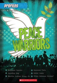 Peace Warriors av Andrea Davis Pinkney (Heftet)