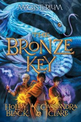 Omslag - The Bronze Key (Magisterium, Book 3)