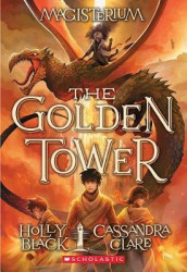 The Golden Tower av Holly Black og Simon and Schuster (Heftet)