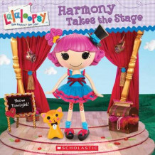 Lalaloopsy: Harmony Takes the Stage av Lauren Cecil (Heftet)