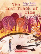 The Lost Track of Time av Paige Britt (Heftet)