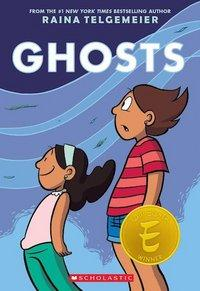 Ghosts av Raina Telgemeier (Heftet)