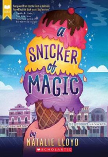A Snicker of Magic av Natalie Lloyd (Heftet)