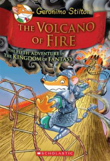 Geronimo Stilton and the Kingdom of Fantasy av Geronimo Stilton (Innbundet)
