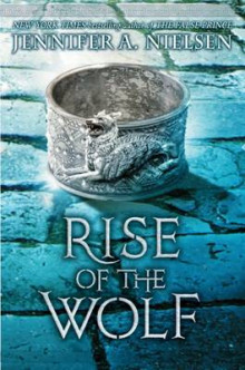 Rise of the Wolf (Mark of the Thief #2) av Jennifer A Nielsen (Innbundet)
