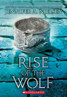 Rise of the Wolf av Jennifer A Nielsen (Heftet)