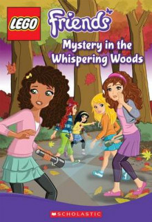 Lego Friends: Mystery in the Whispering Woods (Chapter Book #3) av Cathy Hapka (Heftet)