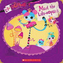 Lalaloopsy: Lala-Oopsies: Meet the Lala-Oopsies av Lauren Cecil (Heftet)