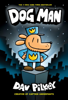 The Adventures of Dog Man: Dog Man av Dav Pilkey (Innbundet)