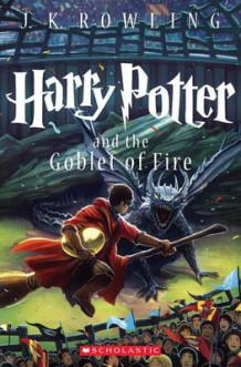 Harry Potter and the Goblet of Fire av J K Rowling (Heftet)