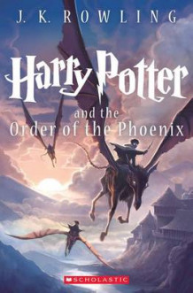 Harry Potter and the Order of the Phoenix av J K Rowling (Heftet)