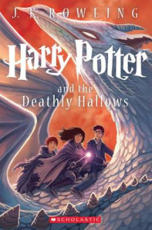 Harry Potter and the Deathly Hallows av J K Rowling (Heftet)