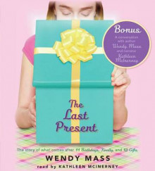 The Last Present av Wendy Mass (Lydbok-CD)
