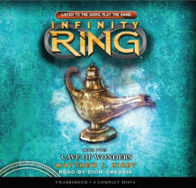 Infinity Ring Book 5: Cave of Wonders - Audio Library Edition av Matthew J Kirby (Lydbok-CD)