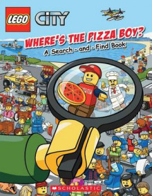 Lego City: Where's the Pizza Boy? av Ameet Studio og Ameet Studio (Heftet)