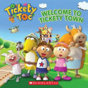 Welcome to Tickety Town av Anna Holmes (Heftet)