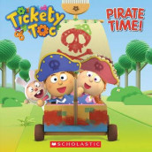 Tickety Toc: Pirate Time av Anna Holmes (Heftet)