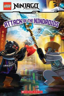 Attack of the Nindroids (Lego Ninjago: Reader) av Kate Howard (Heftet)