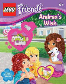 Lego Friends: Andrea's Wish (Activity Book #3) av Ameet Studio (Heftet)