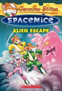 Alien Escape av Geronimo Stilton (Heftet)