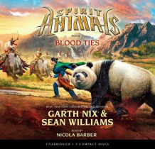 Blood Ties av Garth Nix og Sean Williams (Lydbok-CD)