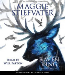 The Raven King (the Raven Cycle, Book 4) av Maggie Stiefvater (Lydbok-CD)