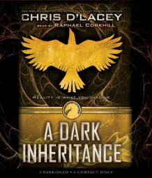 A Dark Inheritance av Chris D'Lacey (Lydbok-CD)