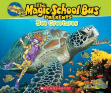 Magic School Bus Presents: Sea Creatures av Joanna Cole (Heftet)