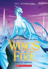 Omslag - Winter Turning (Wings of Fire, Book 7)