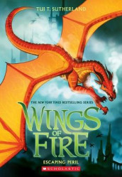 Wings of Fire #8: Escaping Peril av Tui,T Sutherland (Heftet)