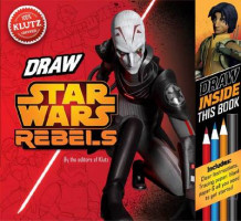 Draw Star Wars Rebels av Editors of Klutz (Blandet mediaprodukt)