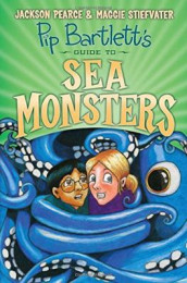 Pip Bartlett's Guide to Sea Monsters av Jackson Pearce og Maggie Stiefvater (Heftet)