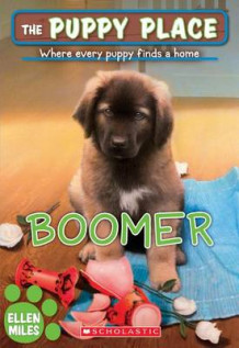 Boomer (the Puppy Place #37) av Ellen Miles (Heftet)