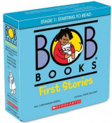 Omslag - Bob Books: First Stories