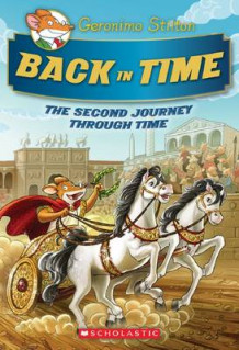 Back in Time av Geronimo Stilton (Innbundet)