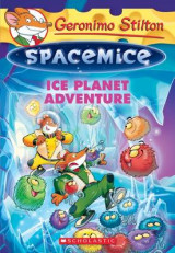 Omslag - Ice Planet Adventure