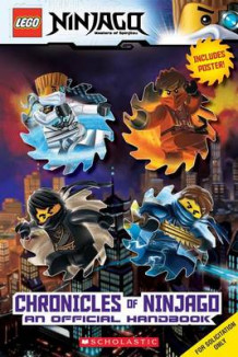 Chronicles of Ninjago: An Official Handbook (Lego Ninjago) av Tracey West (Heftet)