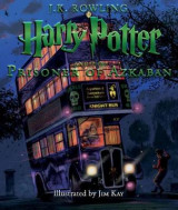 Omslag - Harry Potter and the Prisoner of Azkaban: The Illustrated Edition