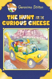 Geronimo Stilton Special Edition: Hunt for the Curious Cheese av Stilton,Geronimo (Innbundet)
