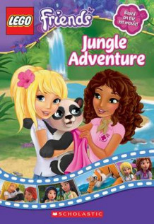 Lego Friends: Jungle Adventure (Chapter Book #6) av Inc. Scholastic og Cathy Hapka (Heftet)