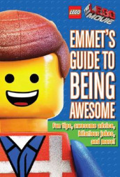 LEGO Movie: Emmet's Guide to Being Awesome av Ace Landers (Innbundet)