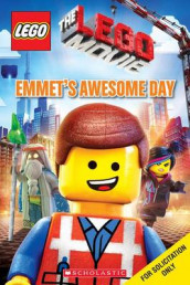 Emmet's Awesome Day (Lego: The Lego Movie) av Anna Holmes (Heftet)