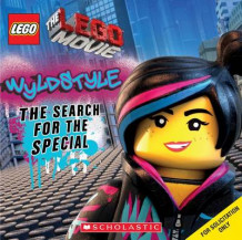 Lego the Lego Movie: Wyldstyle: The Search for the Special av Anna Holmes (Heftet)