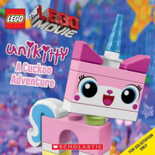 Lego the Lego Movie: Unikitty: A Cuckoo Adventure av Samantha Brooke (Heftet)