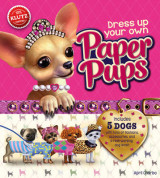 Omslag - Dress-Up Your Own Paper Pups