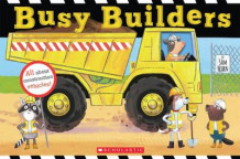 Busy Builders av Sam Hearn (Innbundet)